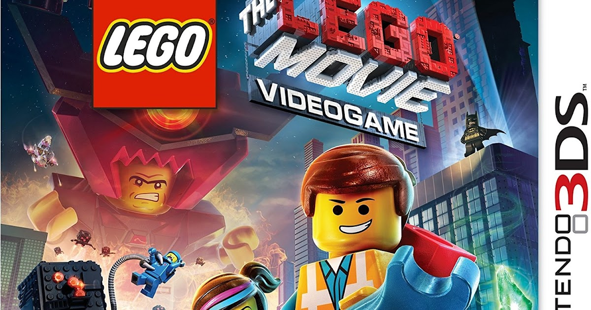 Download 3ds Cias To The Lego Movie Videogame
