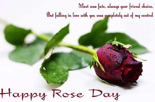 Happy Rose Day 2017 Wishes