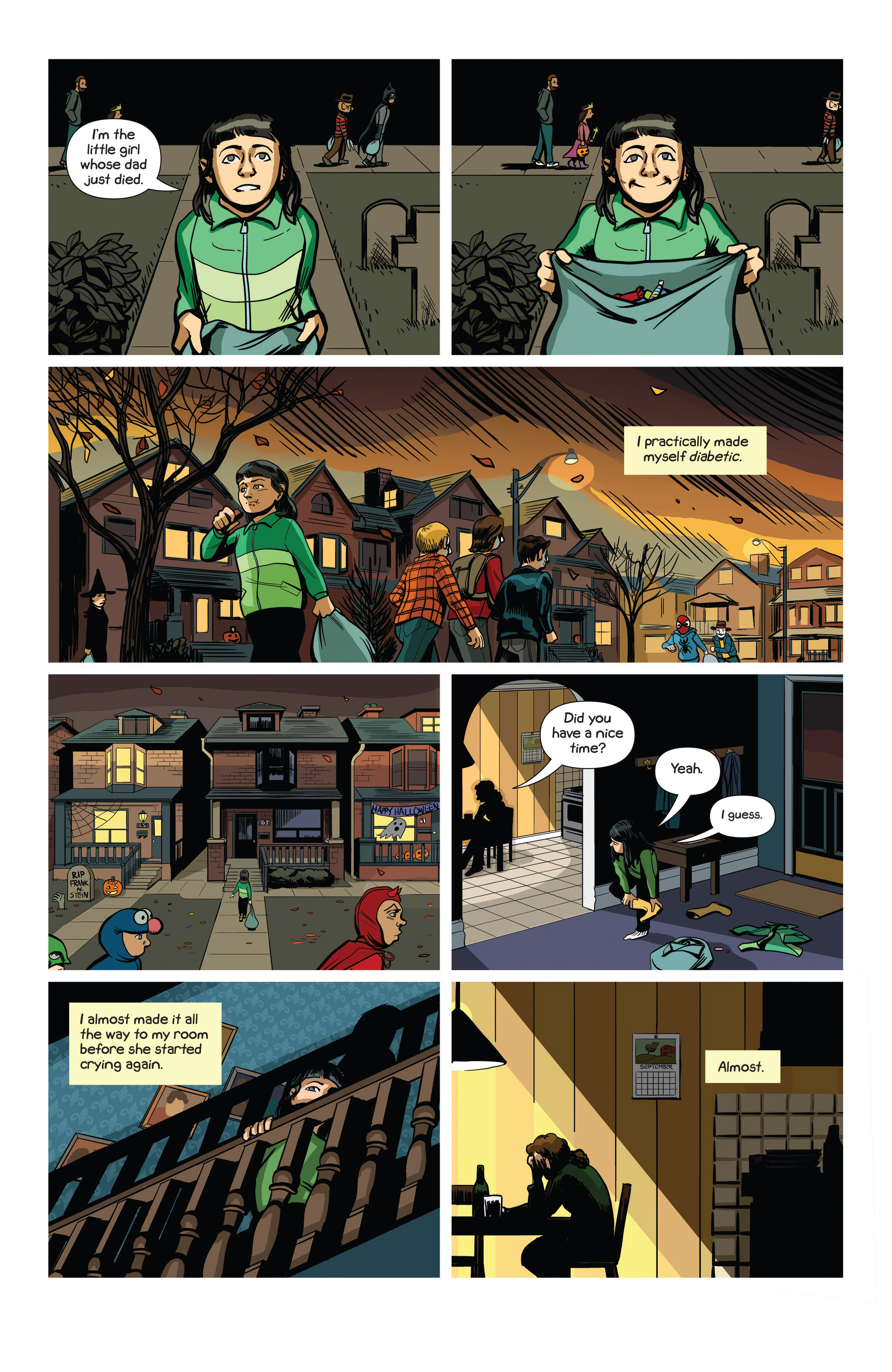 Read online Sex Criminals comic -  Issue # _TPB 1 - 10
