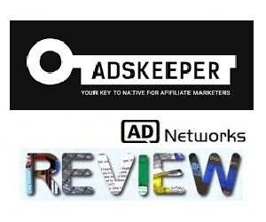 AdsKeeper Cost Per Click CPC Ad Network Review