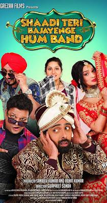 Shaadi Teri Bajayenge Hum Band 2018 Hindi HDRip 480p 350Mb x264