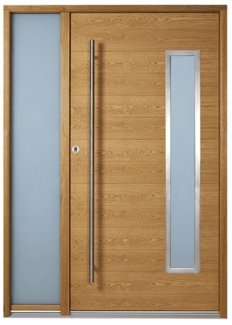 model pintu minimalis 2018