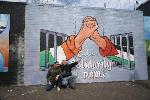 Irlandia, Negara Barat Paling Pro-Palestina