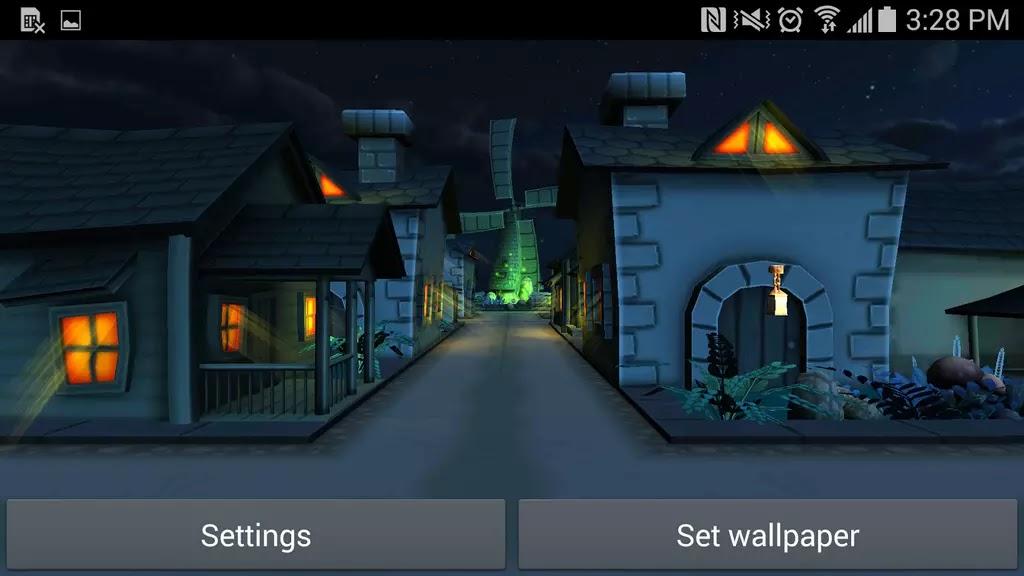 Cartoon Town 3d Live Wallpaper V10 Paid Apk Androidapkfiles