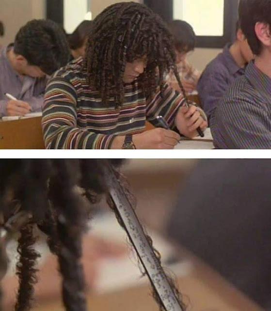 Cara Menyontek Kreatif Mahasiswa Saat Ujian