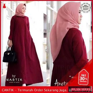 Jual RRJ356D137 Dress Maxy Aneta Wanita Wd Terbaru Trendy BMGShop