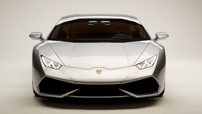 Lamborghini Huracan LP610-4 Spyder front look photo