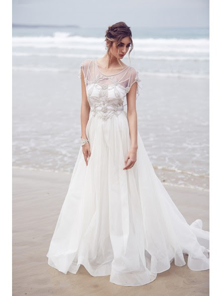 Classic And Elegant Wedding Dresses At Landybridal