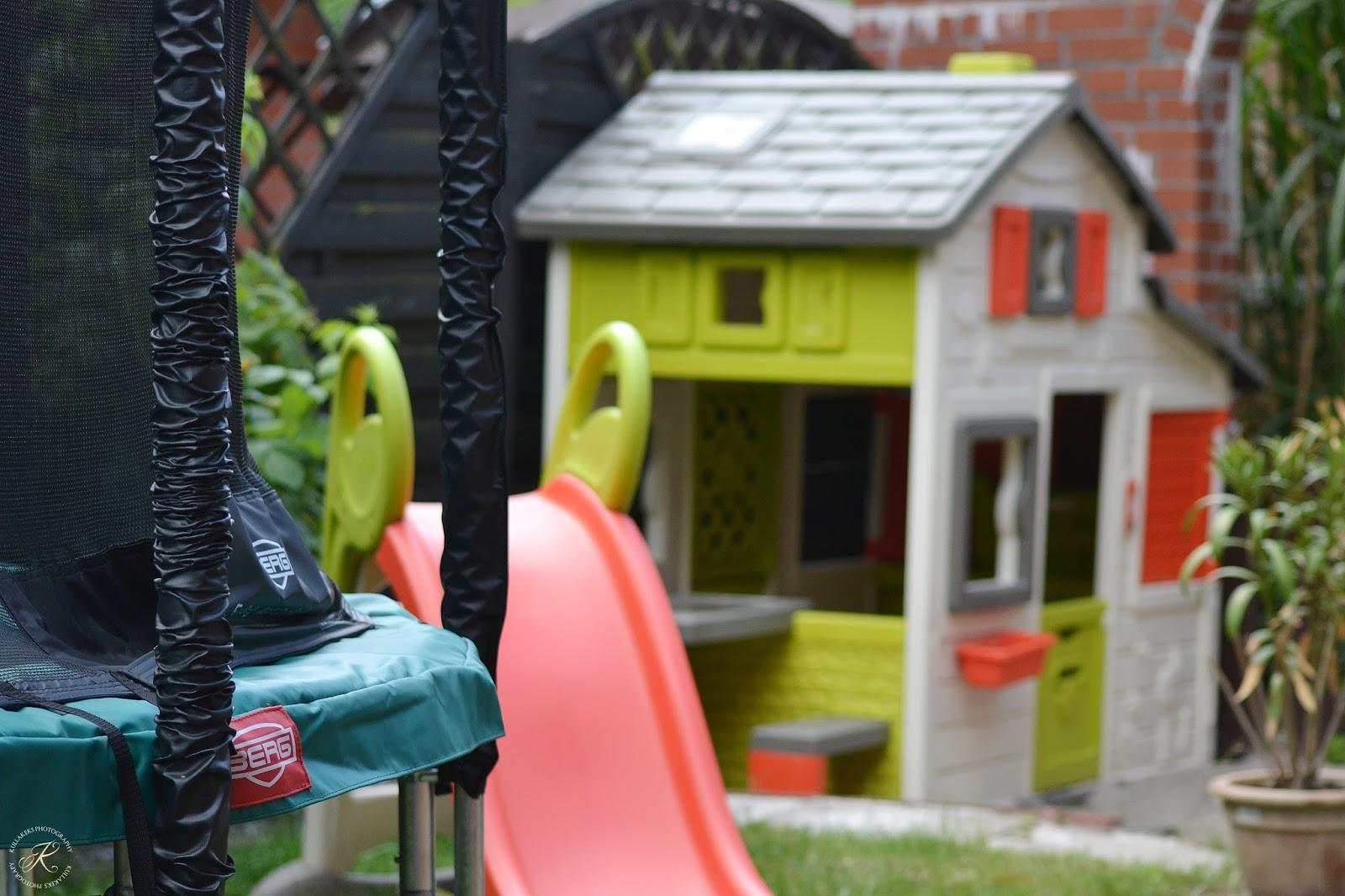 Spielgeräte Kleiner Garten | Die schönsten Einrichtungsideen