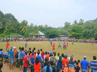 7000 Orang Memadati Partai Final Turnamen Sepak Bola Opster Cup 2018