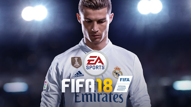 FIFA 18 Xbox PlayStation and PC