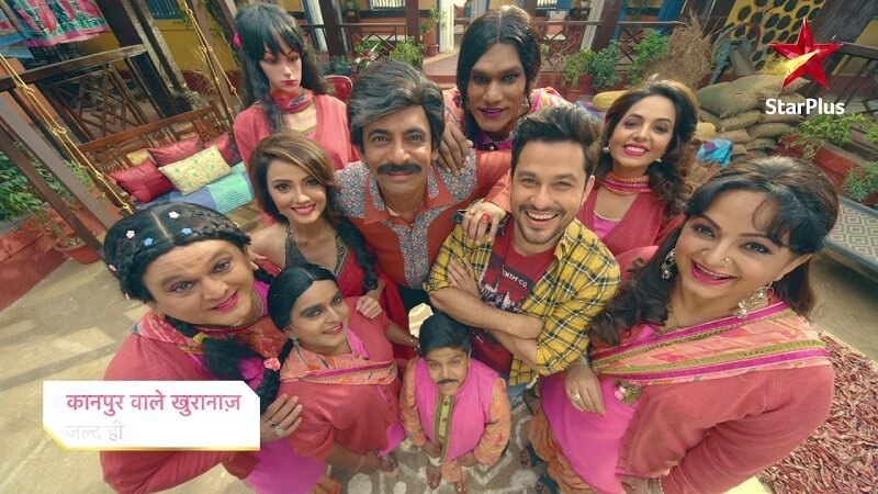 Kanpur Wale Khurana tv show, timing, TRP rating this week, star cast, actors actress image, poster