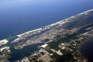 orange beach islands