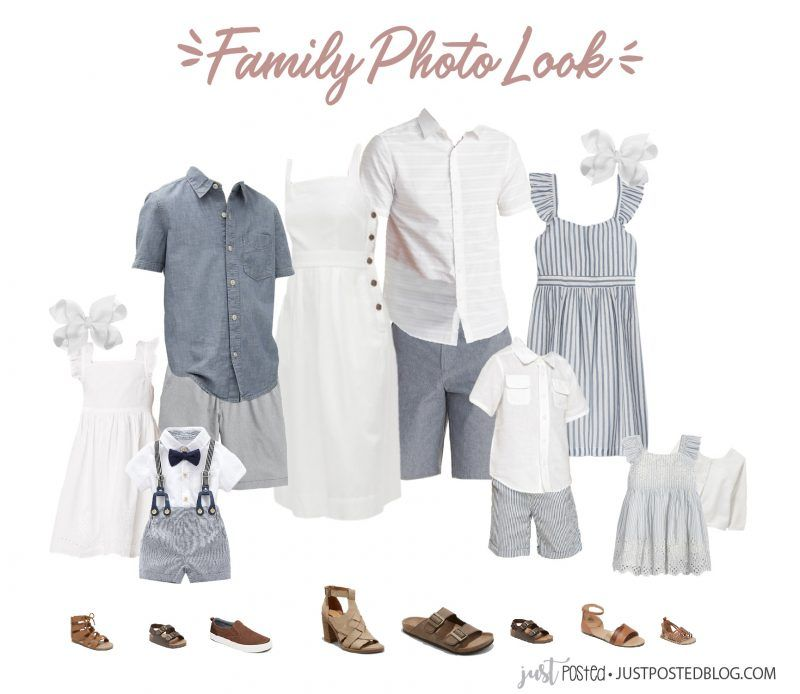 clothing ideas for family photos