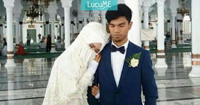 10 Momen Pernikahan Muzammil dan Sonia yang Bikin Jomblo Baper Berjamaah