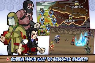 Download game Ninja Saga Apk v0.9.71 Mod (Unlimited Gold) Gratis | Jembersantri.id