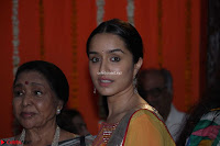 Shraddha Kapoor at Inauguration Of Pandit Padharinath Kolhapure Marg Exclusive  34.JPG
