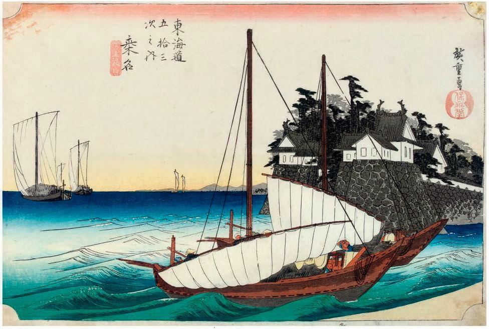 Японские открытки с детьми
