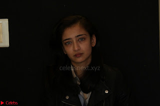 Akshara Haasan spotted at an interview for movie Laali Ki Shaadi Mein Laddo Deewana 014.JPG