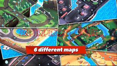 Download Game Crash Of Cars Mod Apk Full Version Terbaru (Unlimited Gems)