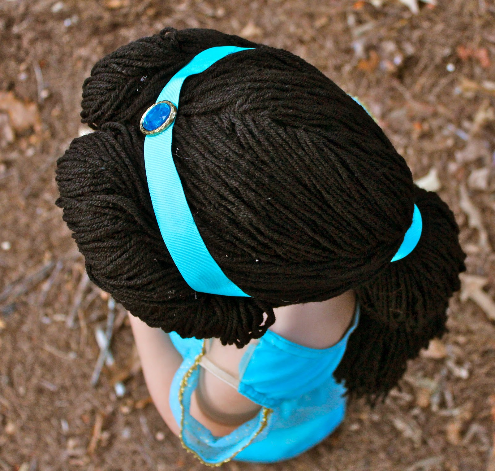 Booturtle S Show And Tell A Jasmine Yarn Wig