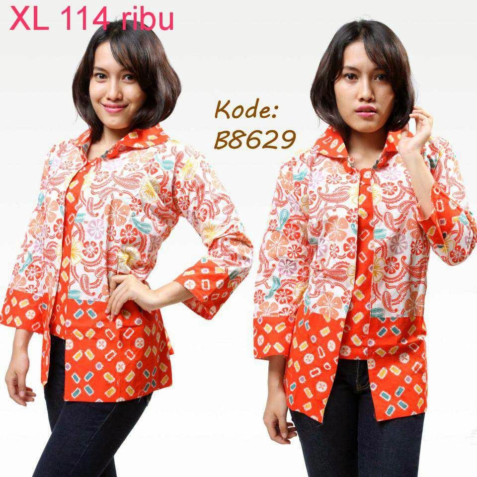 Macam Model Baju Batik: Cari Model Baju Batik Terbaru