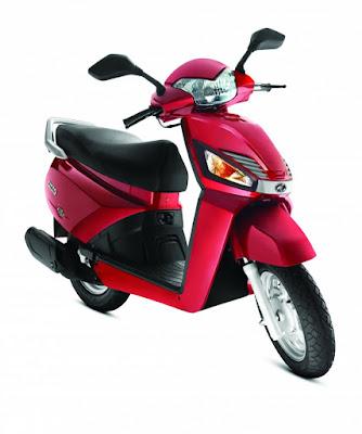Mahindra Gusto 110cc HD image