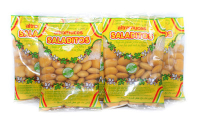 Saladitos altramuces