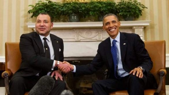 Mohammed VI félicite Obama pour l'anniversaire de l'indépendance des Etats-Unis.