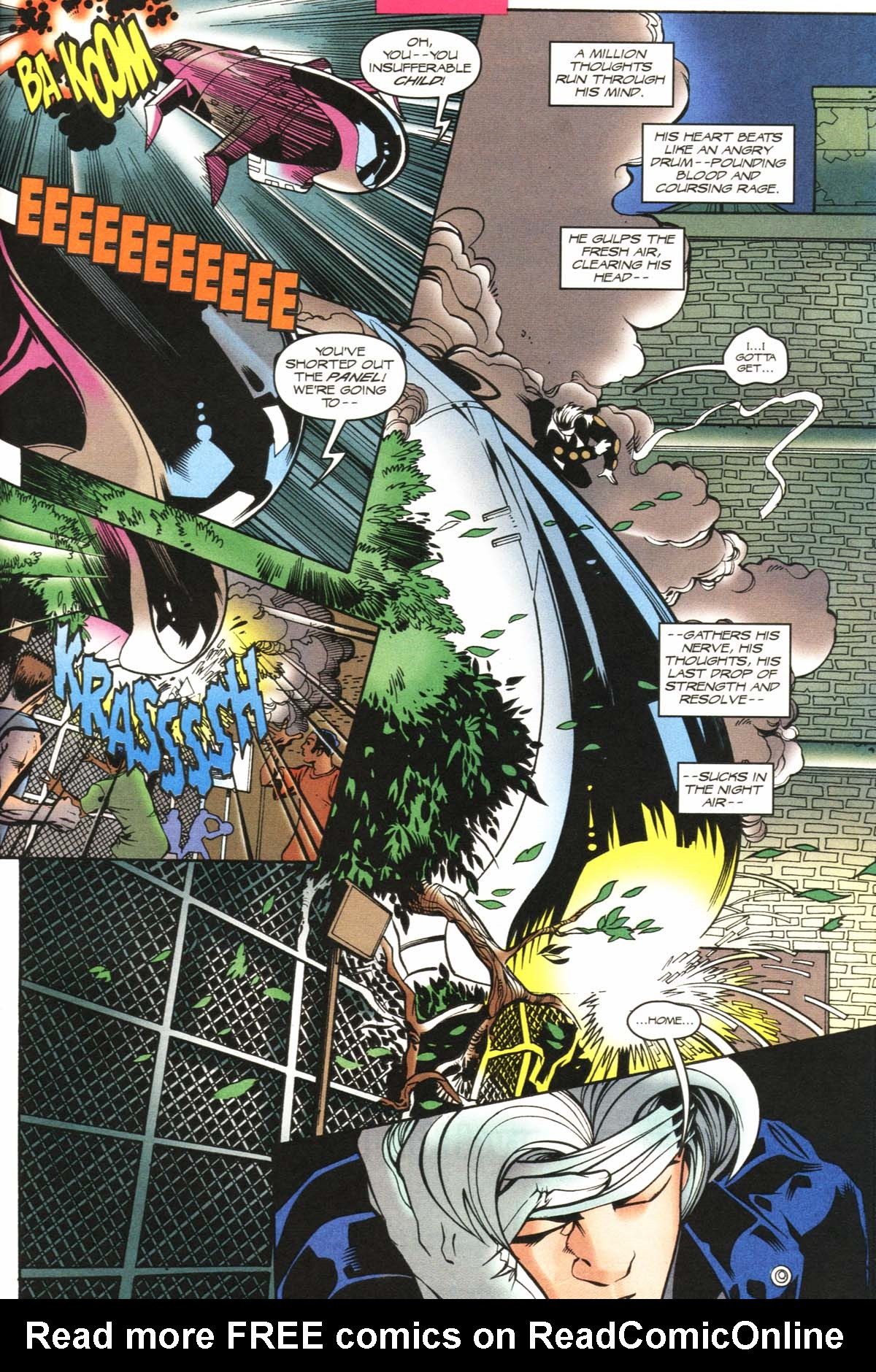 Read online Slingers comic -  Issue #9 - 17
