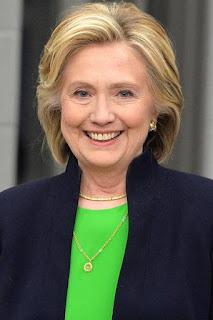 هيلاري كلينتون (Hillary Clinton)، سياسية أمريكية