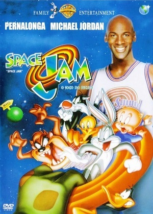 Space Jam - O Jogo do Século Blu-Ray Filmes Torrent Download capa