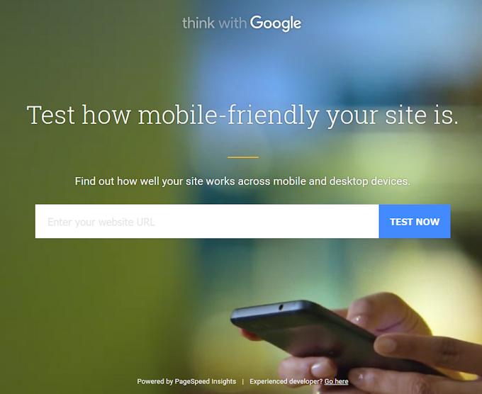 如何知道自己的網站在3G/4G手機是否快速開啟 Google網站品質檢測工具