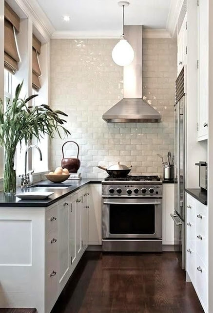 Small Kitchens  6 Ideas for Decorating  9