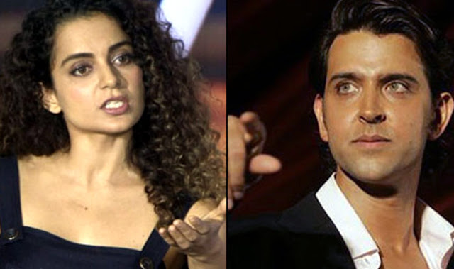 Mumbai newspaper DNA has inadvertently outed Kangana Ranaut's email id while publishing her alleged emails  to Hrithik Roshan.  In a story headlined Kangana Ranaut's emails to Hrithik Roshan give a shocking twist to the tale , it has published images of a few emails allegedly sent by Kangana to Hrithik confessing her love.   While it has taken care to blacken Kangana's email id, in one image it seems to have overlooked to do so, clearly revealing her gmail id.
