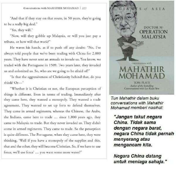 Bukti Mahathir Pernah Kata