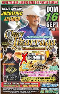 baile chuy lizárraga jocotepec 2018