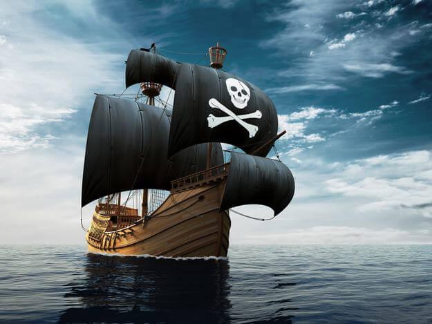 Piratas e Corsários no Vale do Ribeira