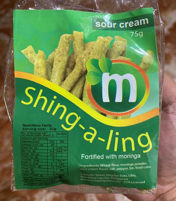 M2 Malunggay Shing-a-ling