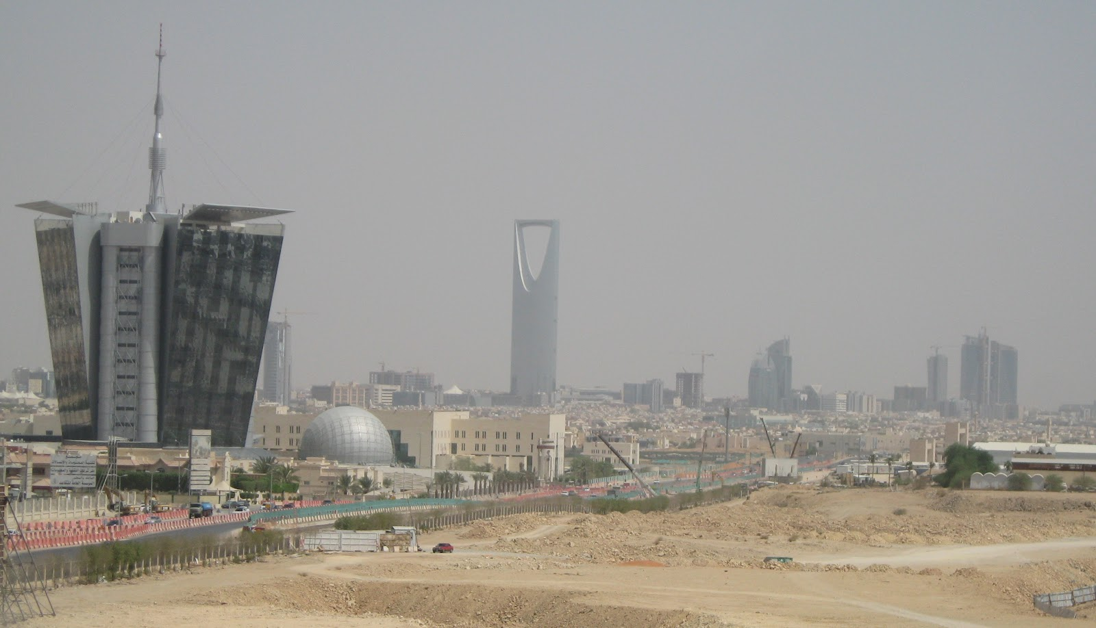 Riyadh Skyline, Check Out Riyadh Skyline : cnTRAVEL