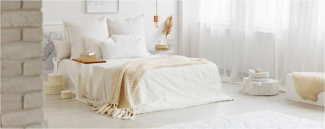 Creando el dormitorio esencial  para dormir