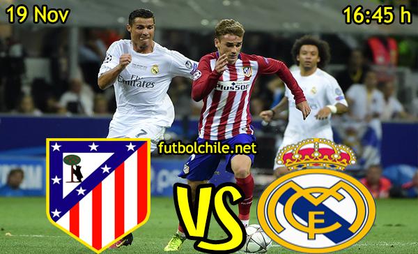 Ver stream hd youtube facebook movil android ios iphone table ipad windows mac linux resultado en vivo, online:  Atlético Madrid vs Real Madrid