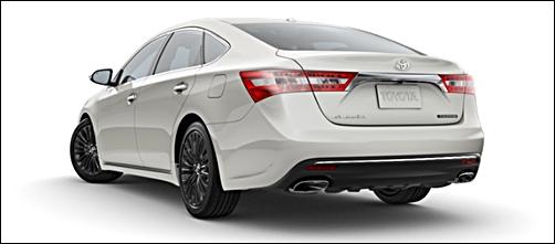 2017 Toyota Avalon Price Specs Mid-Size Sedan