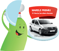 Castiga o Dacia Sandero