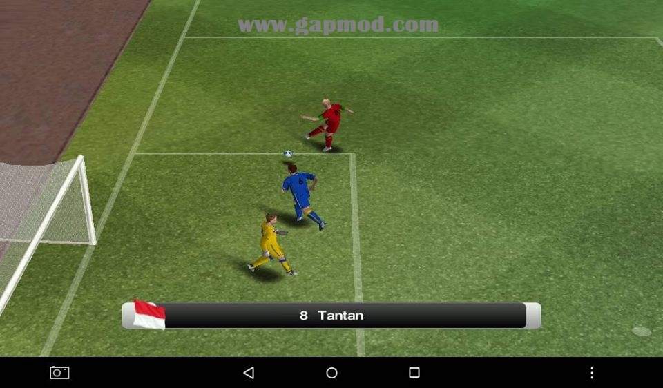 By Photo Congress || Pes Android 2012 Mod 2018