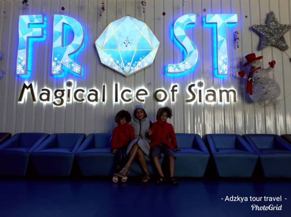 BANGKOK PATTAYA FROST MAGICAL 17 - 20 DES 2018