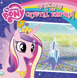 MLP Welcome to the Crystal Empire Book Media