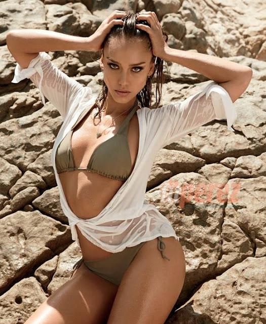 jessica alba maxim magazine sexy bikini shot  oPt - Jessica Alba Hot Bikini Images-60 Most Sexiest HD Photos of Fantastic Four fame Seduces Us Atmost