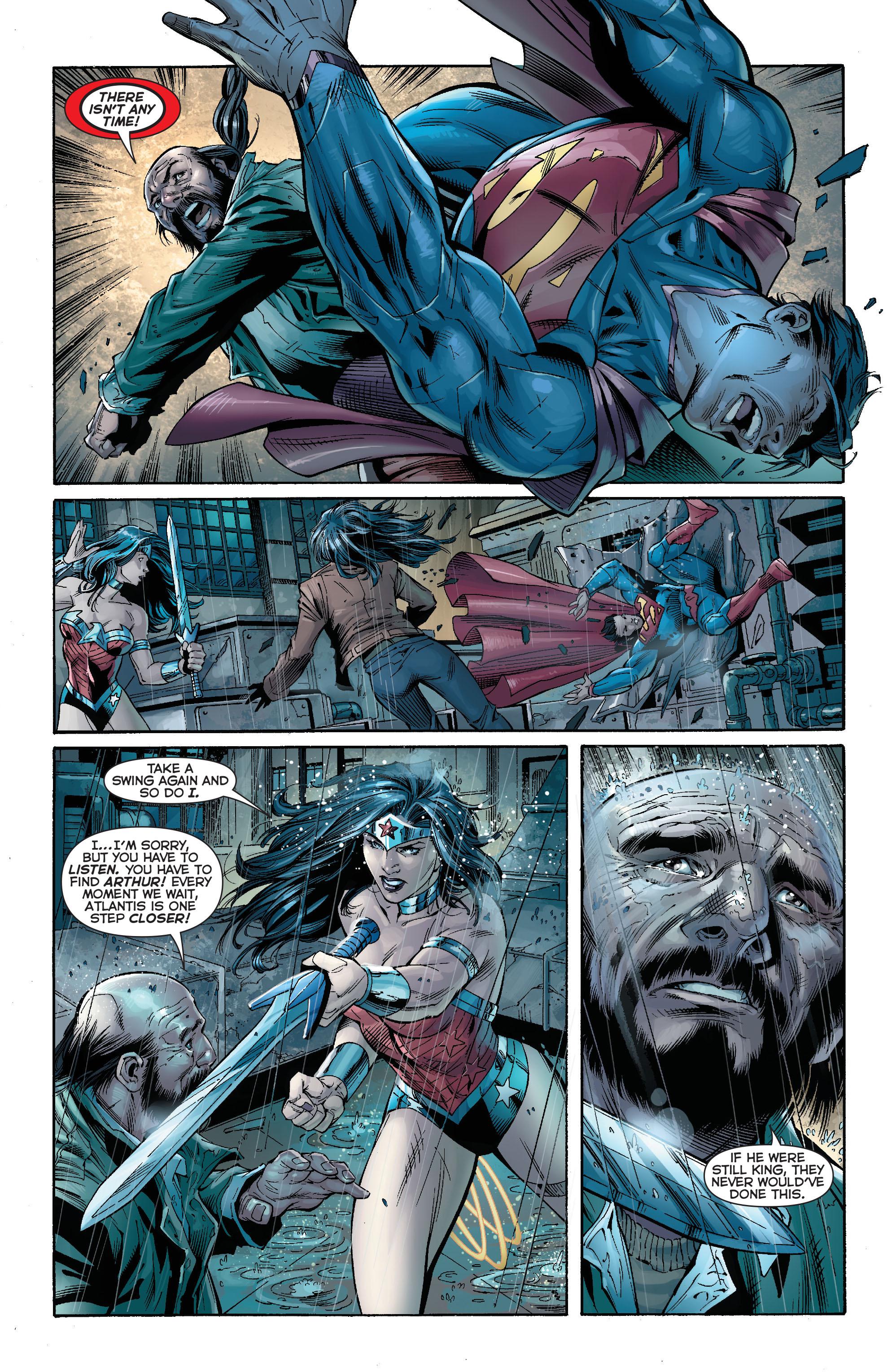 Read online Aquaman (2011) comic -  Issue #15 - 9