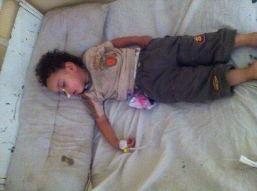اب يقتل ابنه الذى عمره 3 سنوات والسبب لا يحتاج القتل او حتى ضرب ماهذه القسوة التي اصبحت تنتشر عند بعض الاباء